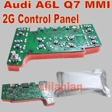 Audi A6 A6L Q7 MMI 2G Multimedia System CONTROL BOARD PANEL in car parts(No GPS)