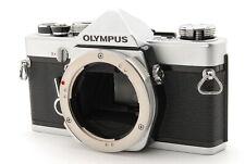 【Near Mint+5】 OLYMPUS OM-1 35mm SLR Camera Light Meter Works Fine From Japan