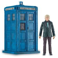 "Doctor Who - Third Doctor & TARDIS 5"" Action Figure Set"