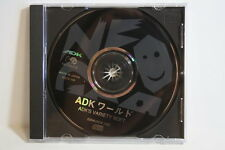 No Manual ADK World NEO GEO CD CDZ SNK NEOGEO Japan Import US Seller SHIP FAST