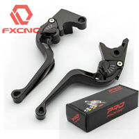 FXCNC 3D Short Camber Brake Clutch Lever FOR Royal Enfield Classic 350CC 500CC