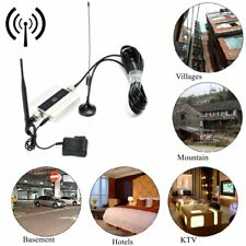 GSM 900MHz Mobile Cell Phone Signal Booster Repeater Amplifier Antenna NEW KJ