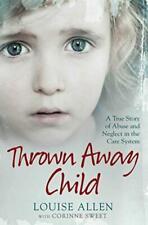Thrown Away Child - Louise Allen - Simon & Schuster UK - Acceptable - Paperback
