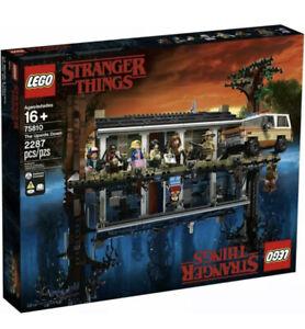 NEW Lego Stranger Things 75810 Upside Down Brand New in Box!!!