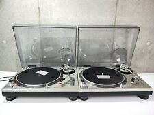 Technics SL1200 MK3D Pair DJ Turntable in Used Excellent Condition