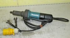Makita GD0600  110v die grinder grinding metal steel engineering workshop