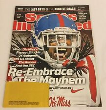 SPORTS ILLUSTRATED SEPTEMBER 28, 2015 THE LAST DAYS OF THE ABUSIVE COACH