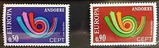 ANDORRE EUROPA POSTAGE STAMPS FOR YOUR WORLD COLLECTION  CV  $10 !!!!!