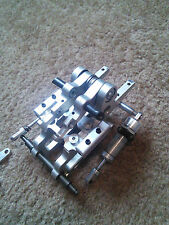 TKT, technokit front assy and other parts