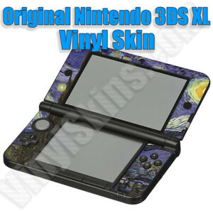 Choose Any 1 Vinyl Decal/Skin Design for the Original 3DS XL - Buy 1 Get 1 Free!