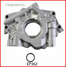 Engine Oil Pump-VIN: W, GAS, OHV, FI, SFI, Natural, Chrysler, HEMI, 16 Valves