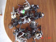 Vintage Spinning Reels(11) & Bait Casters(2)