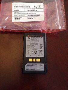 New Genuine Symbol Motorola Zebra MC32 MC32N0 High Capacity Battery 82-000012-01