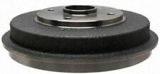 Brake Drum fits 1994-1996 Ford Aspire  ACDELCO PROFESSIONAL BRAKES
