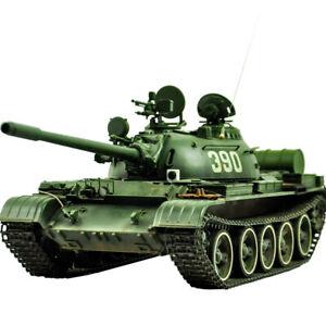 HOOBEN Tank KIT 1/16 T55A T-55 Russian Soviet Army Main Battle Medium RC Tanks