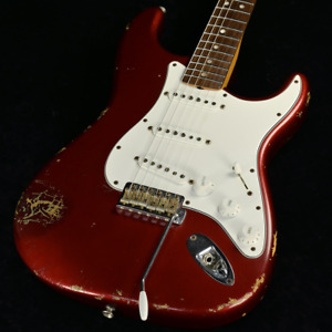 Fender 1966 Stratocaster Relic Candy Apple Red Electric guitar