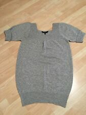 BCBG MAX AZRIA women's sweater dress gray size M