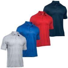 Camisas y polos de hombre de manga corta Under armour de poliéster