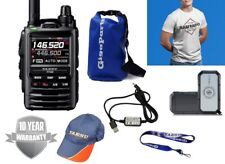 Yaesu FT-3DR 144/430MHz HT Radio and Accessories Bundle - No Reserve Auction!!