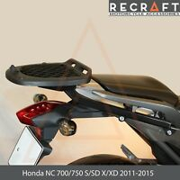 Honda NC700/750 X/S XD/SD Mounting Rack Plate For Top Case ver.2 Givi Kappa