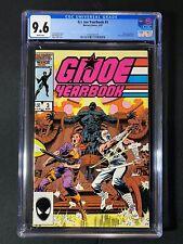 G.I. Joe Yearbook #3 CGC 9.6 (1987)