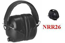 Electronic Earmuff Hearing Protector 26Nrr - Shooting! High Nrr Rating!