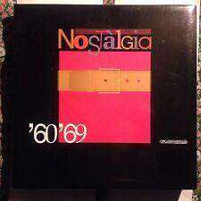 VARIOUS • Nostalgia '60 '69 • Box 10 Vinili LP • 1989 Fonit Cetra