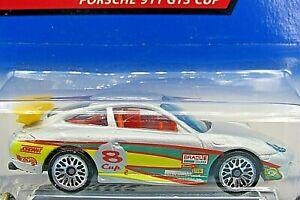 HOT WHEELS VHTF 1999 FIRST EDITIONS SERIES PORSCHE 911 GT3 CUP