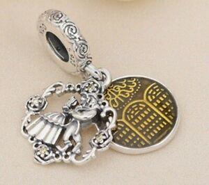 Pandora Beauty & Beast Dangle Charm