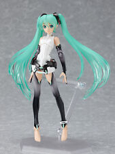 Fax Factory GSC VOCALOID Figma Miku Hatsune Append ver. Action Figure #100 NEW