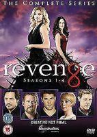 Revenge Stagione 1 A 4 Collezione Completa DVD Nuovo DVD (BUG0255601)
