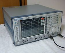 Rohdeampschwarz Fsiq3 K10k11b4b5b8 20hz 35ghz Spectrum Analyzer With Tg