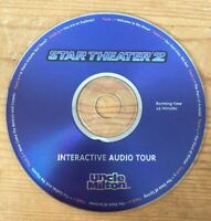 Uncle Milton Star Theater 2 Home Planetarium Interactive Audio Tour CD-ROM