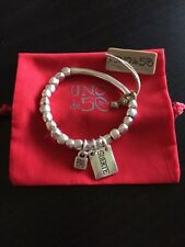 Uno De 50 Lucky Beaded Bracelet - NWT