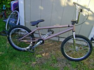 Kink  bmx complete bike ready to shred !