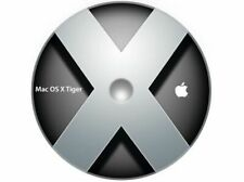Mac OS X 10.4 Tiger - Instant Delivery CD-DVD DOWNLOAD