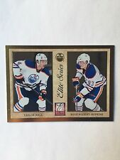 2011-12 Elite Taylor Hall Ryan Nugent-Hopkins Elite Series #2