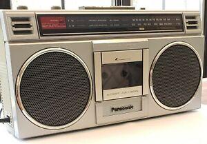 Panasonic RX-4920 BoomBox Radio AM/FM Stereo Cassette Player