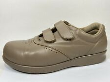 SAS Me Too Leather Sneakers Womens 10 Wide