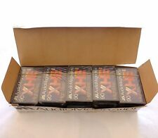 Box of 20 sealed CASSETTES AUDIOMAGNETICS XHE II 90 HIGH BIAS 80's