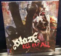 Blaze Ya Dead Homie - Kill 'Em All CD SEALED Single insane clown posse twiztid