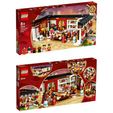 LEGO 80101 Chinese New Year Eve Dinner 2019 ASIA EXCLUSIVE Expedited Shipping