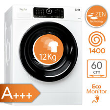 WHIRLPOOL Waschmaschine by BAUKNECHT A+++ 1400 upM XL 12 kg Display Frontlader