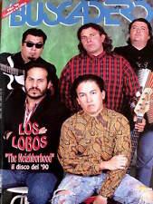 Buscadero 111 1991 LOS LOBOS - Graham Parker Spanic Spagna Calvin Russell