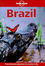 Herzberg, William,Schoen, Mitchell, Lonely Planet : Brazil, Paperback, Very Good