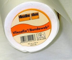 10m-Stück Vliesofix T 90cm breit Vlieseline Freudenberg
