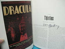 Sci Fi Horror Film Posters Book SIGNED BY RAY BRADBURY
