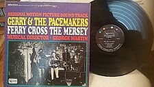 GERRY & THE PACEMAKERS - UNITED ARTISTS 6387 FERRY CROSS THE MERSEY STEREO-  LP