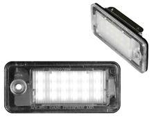 AUDI A8 4E 02-10 LED KENNZEICHENBELEUCHTUNG LICENSE PLATE KALT-WEISS - LPLVA03