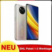 Xiaomi POCO X3 Pro 6GB 128GB Handy 6,67? 120Hz 5160mAh Smartphone Metal Bronze